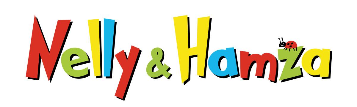Nelly og Hamza logo